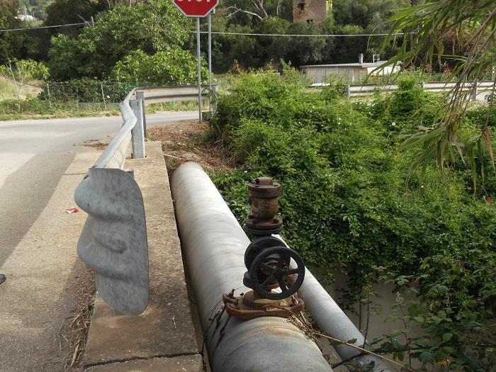 bretella 5 ponte con tubo