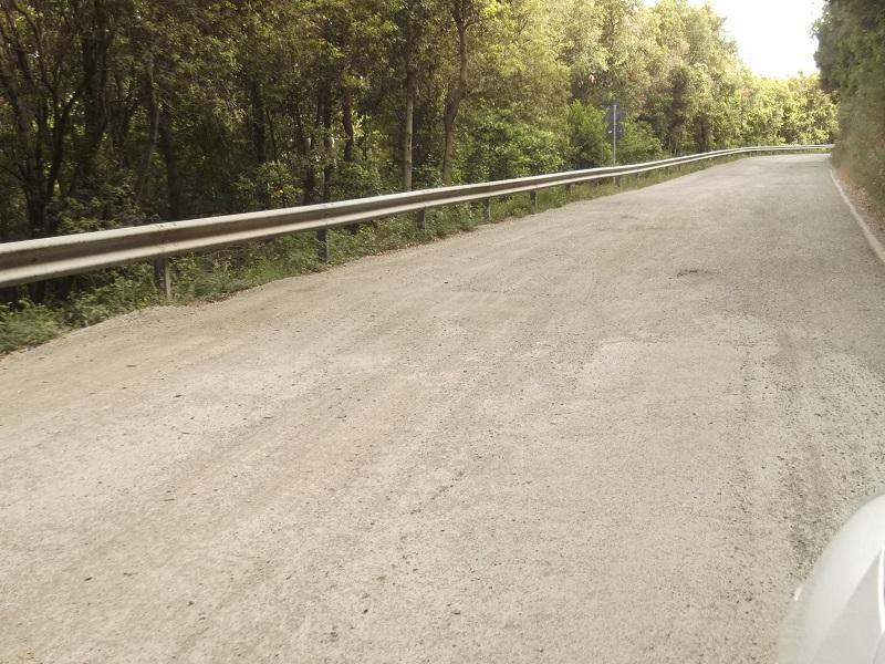 sp33 priva asfalto