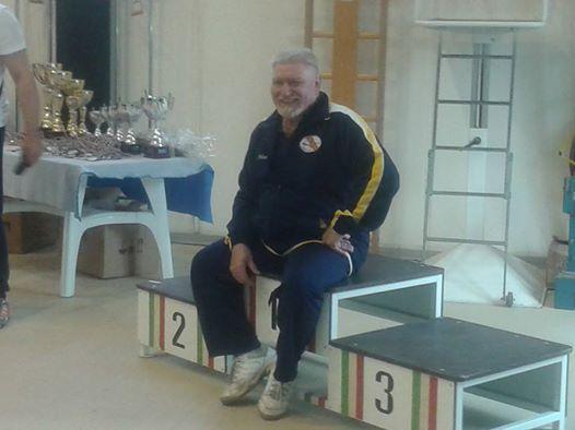 il maestro Calogero a Rosignano